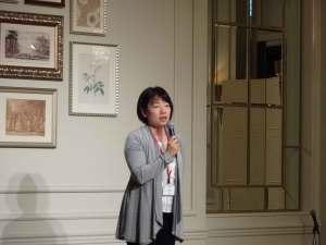 特別講演をしていただいた吉田敦子先生